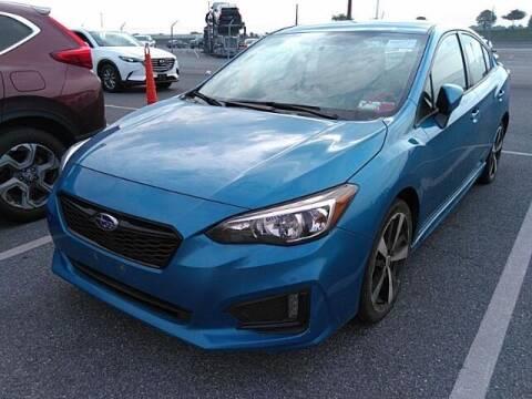 2017 Subaru Impreza for sale at Adams Auto Group Inc. in Charlotte NC