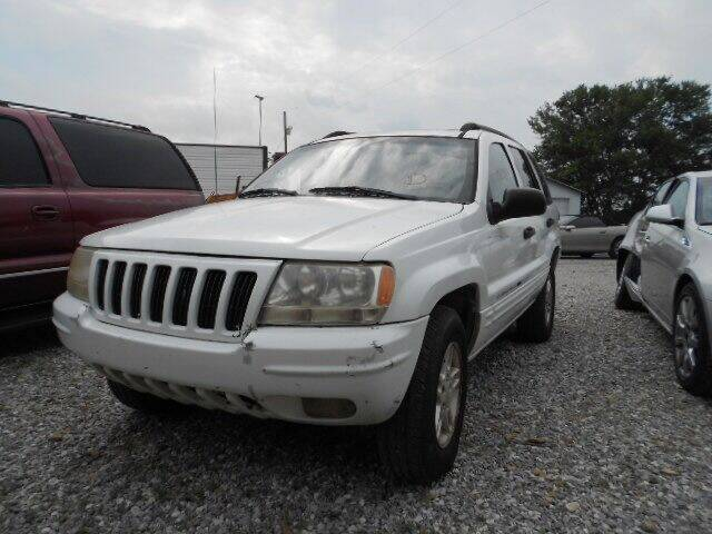 2004 Jeep Grand Cherokee for sale at David Hammons Classic Cars in Crab Orchard KY