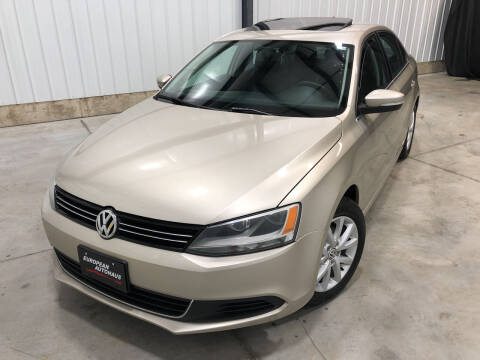2013 Volkswagen Jetta for sale at EUROPEAN AUTOHAUS in Holland MI