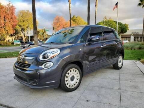 2014 FIAT 500L for sale at Top Motors in San Jose CA