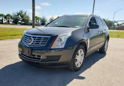 2015 Cadillac SRX for sale at FLORIDA USED CARS INC in Fort Myers FL