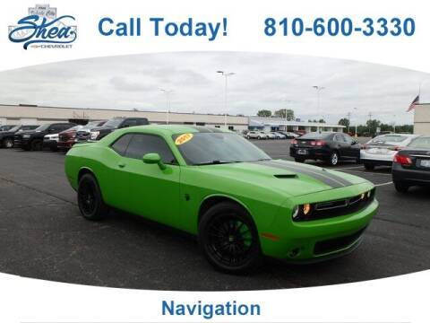 2017 Dodge Challenger for sale at Erick's Used Car Factory in Flint MI