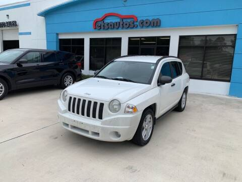 2007 Jeep Compass for sale at ETS Autos Inc in Sanford FL
