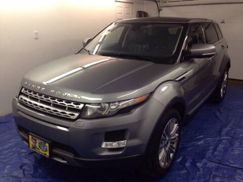 2012 Land Rover Range Rover Evoque for sale at MR Auto Sales Inc. in Eastlake OH