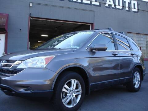 2010 Honda CR-V for sale at Meeker Hill Auto Sales in Germantown WI
