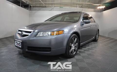 2006 Acura TL for sale at TOPLINE AUTO GROUP in Kent WA