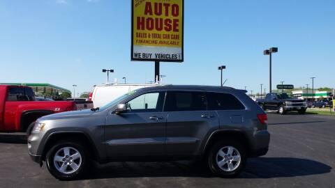 2011 Jeep Grand Cherokee for sale at AUTO HOUSE WAUKESHA in Waukesha WI