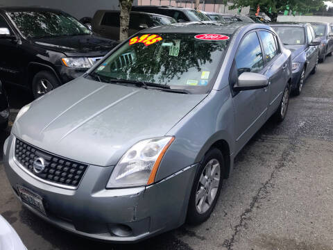 2007 Nissan Sentra for sale at Car Craft Auto Sales Inc in Lynnwood WA