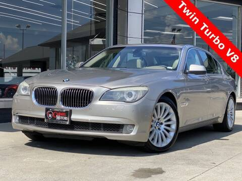 2009 BMW 7 Series for sale at Carmel Motors in Indianapolis IN