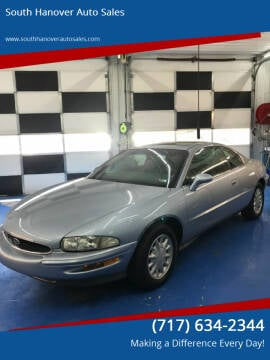 1995 Buick Riviera for sale at South Hanover Auto Sales in Hanover PA