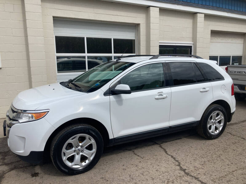 2014 Ford Edge for sale at Ogden Auto Sales LLC in Spencerport NY