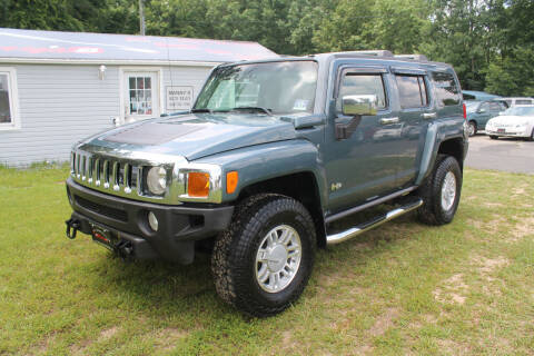 2007 HUMMER H3 for sale at Manny's Auto Sales in Winslow NJ
