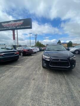 2013 Mitsubishi Outlander Sport for sale at Washington Auto Group in Waukegan IL
