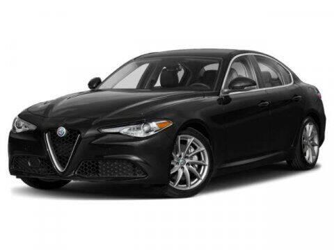 2018 Alfa Romeo Giulia for sale at STG Auto Group in Montclair CA