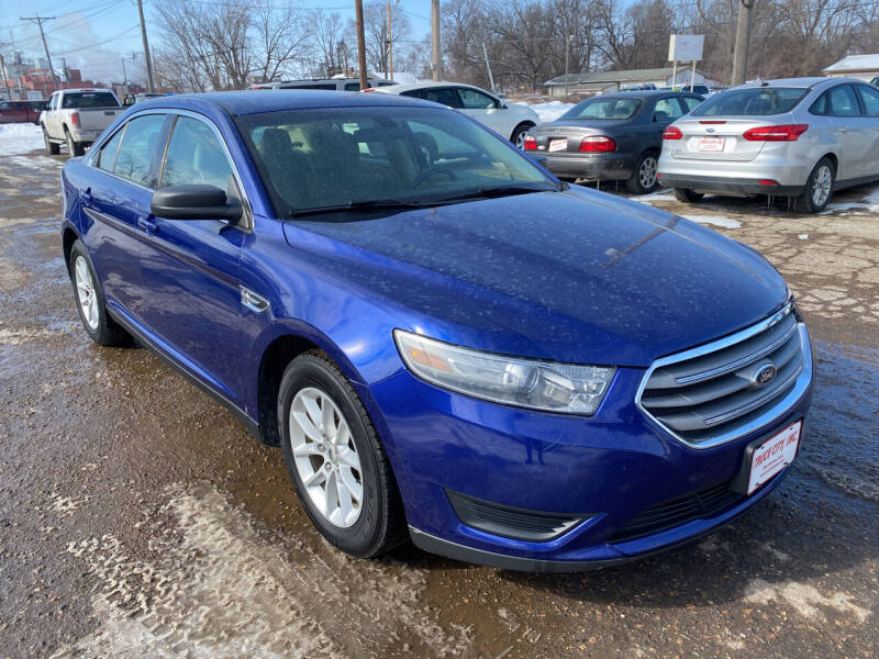 2013 Ford Taurus for sale at Truck City Inc in Des Moines IA