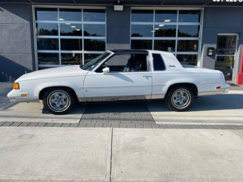 1987 Oldsmobile Cutlass for sale at Classic Car Deals in Cadillac MI