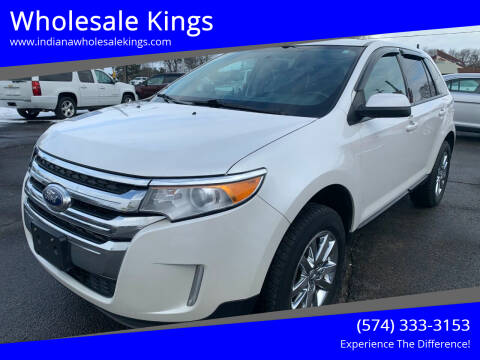 2013 Ford Edge for sale at Wholesale Kings in Elkhart IN