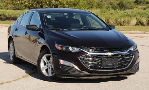 2020 Chevrolet Malibu for sale at Big O Auto LLC in Omaha NE