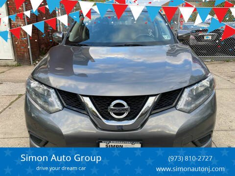2015 Nissan Rogue for sale at Simon Auto Group in Newark NJ