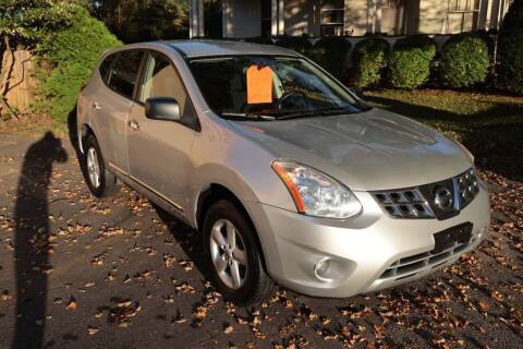 2012 Nissan Rogue for sale at FENTON AUTO SALES in Westfield MA