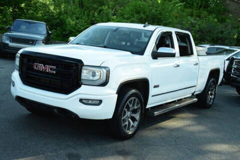 2016 GMC Sierra 1500 for sale at Automall Collection in Peabody MA