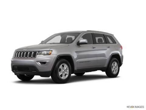 2017 Jeep Grand Cherokee for sale at TETERBORO CHRYSLER JEEP in Little Ferry NJ