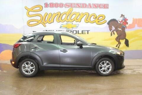 2018 Mazda CX-3 for sale at Sundance Chevrolet in Grand Ledge MI