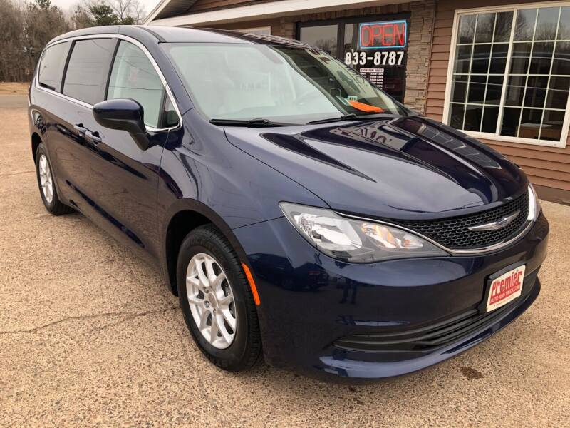 2017 Chrysler Pacifica for sale at Premier Auto & Truck in Chippewa Falls WI