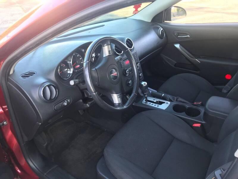 2009 Pontiac G6 GT 4dr Sedan w/1SA - Charlotte NC