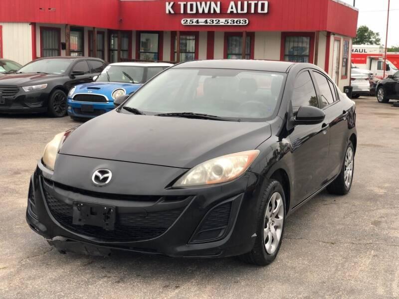 2011 Mazda MAZDA3 for sale at K Town Auto in Killeen TX