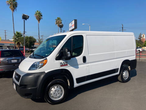 2020 RAM ProMaster Cargo for sale at Pacific West Imports in Los Angeles CA