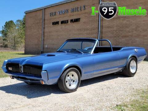1967 Mercury Cougar for sale at I-95 Muscle in Hope Mills NC