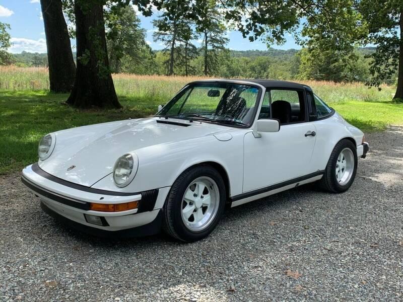 1984 Porsche 911 for sale at AIC Auto Sales in Quarryville PA