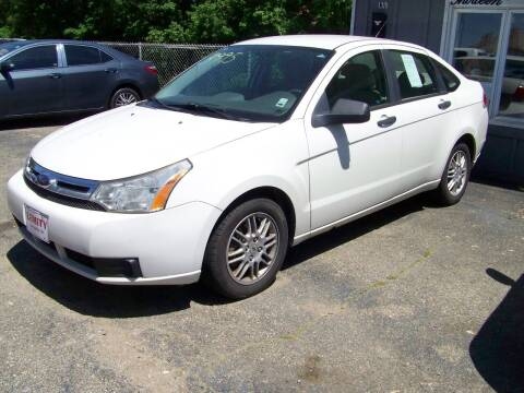 2010 Ford Focus for sale at Collector Car Co in Zanesville OH