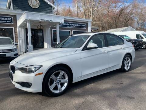 2014 BMW 3 Series for sale at Ocean State Auto Sales in Johnston RI