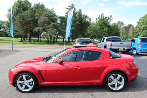 2004 Mazda RX-8 for sale at GEG Automotive in Gilbertsville PA