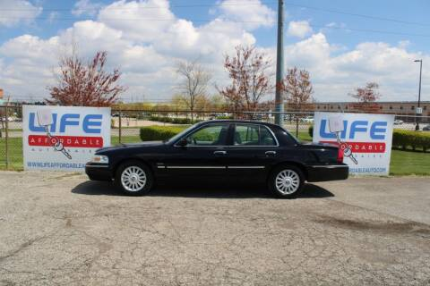 2010 Mercury Grand Marquis for sale at LIFE AFFORDABLE AUTO SALES in Columbus OH