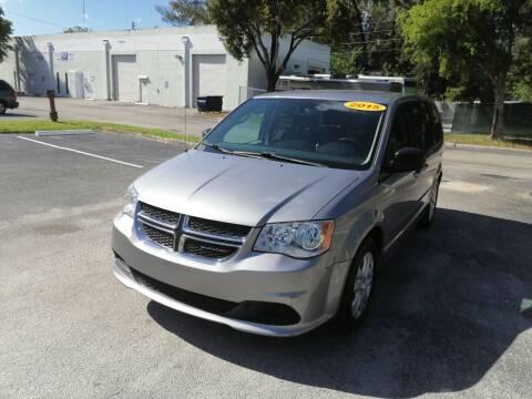 2015 Dodge Grand Caravan for sale at Best Price Car Dealer in Hallandale Beach FL
