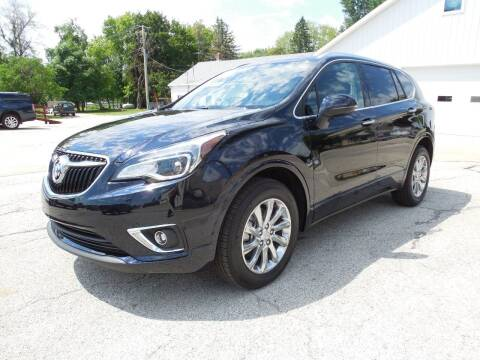 2020 Buick Envision for sale at Streich Motors Inc in Fox Lake WI