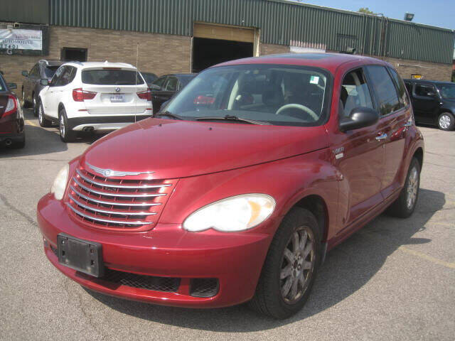2006 Chrysler PT Cruiser for sale at ELITE AUTOMOTIVE in Euclid OH