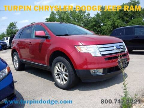2010 Ford Edge for sale at Turpin Dodge Chrysler Jeep Ram in Dubuque IA