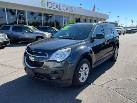 2014 Chevrolet Equinox for sale at Ideal Cars Broadway in Mesa AZ