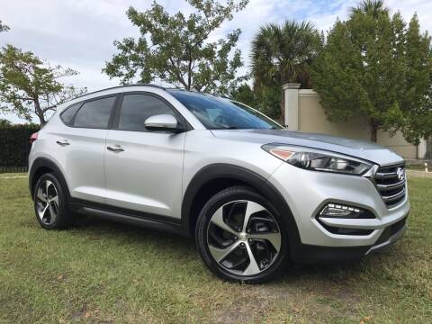 2016 Hyundai Tucson for sale at Kaler Auto Sales in Wilton Manors FL