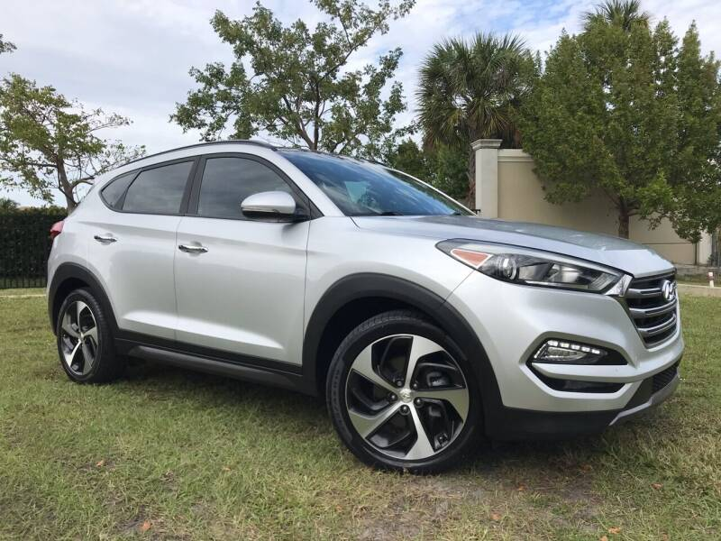 2016 Hyundai Tucson for sale at Kaler Auto Sales in Wilton Manors FL