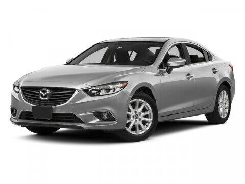 2015 Mazda MAZDA6 for sale at TRAVERS GMT AUTO SALES - Traver GMT Auto Sales West in O Fallon MO