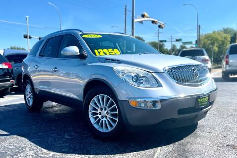 2011 Buick Enclave for sale at Island Auto in Grand Island NE
