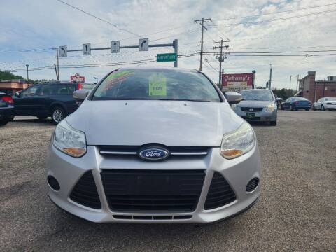 2013 Ford Focus for sale at Johnny's Motor Cars in Toledo OH