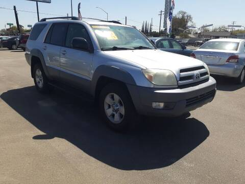 2003 Toyota 4Runner for sale at COMMUNITY AUTO in Fresno CA
