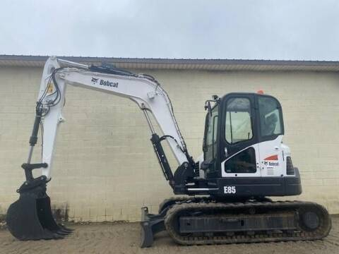 2018 Bobcat E85 for sale at Vehicle Network - Milam's Equipment Sales in Sutherlin VA