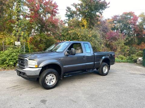 2004 Ford F-250 Super Duty for sale at East Coast Motor Sports in West Warwick RI